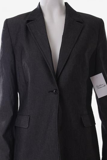 Chaloc Long-Blazer in M in dunkelgrau, Produktansicht