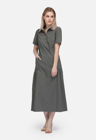 HELMIDGE Sommerkleid in grün, Modelansicht