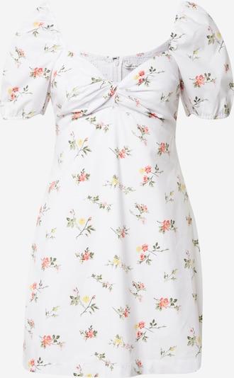 Abercrombie & Fitch Letnia sukienka w kolorze mieszane kolory / białym, Podgląd produktu