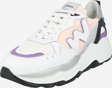 Sneaker low 'FUTURA' de la WOMSH pe roz