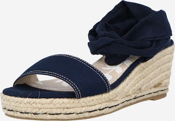 MTNG Sandale 'AUSTEN' in Blau