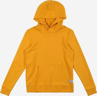 Jack & Jones Junior Sweatshirt in hellorange, Produktansicht