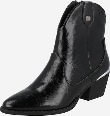 MTNG Cowboystøvel 'OESTE' i svart