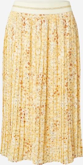 Fustă s.Oliver pe galben pastel / mai multe culori, Vizualizare produs