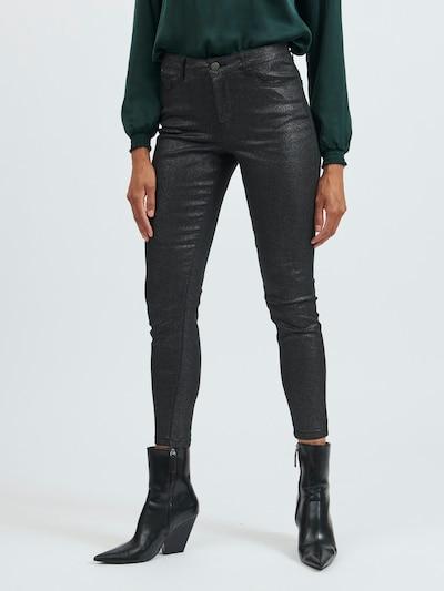 VILA Jeans in Black, View model