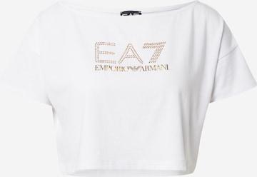 EA7 Emporio Armani Shirt in White