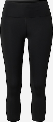 Pantaloni sport de la NIKE pe negru