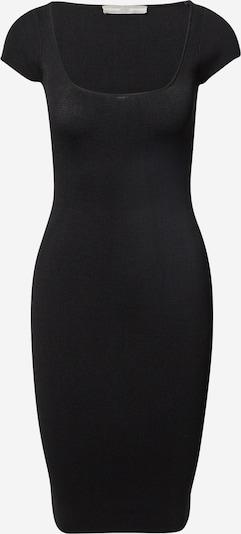 GUESS Robes en maille 'CHARLOTTE' en noir, Vue avec produit