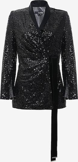 Monosuit Blazer 'PAILLETTES' in schwarz, Produktansicht