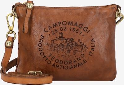 Campomaggi Umhängetasche Leder 21 cm in cognac, Produktansicht