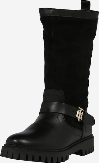 TOMMY HILFIGER Boots in Black, Item view