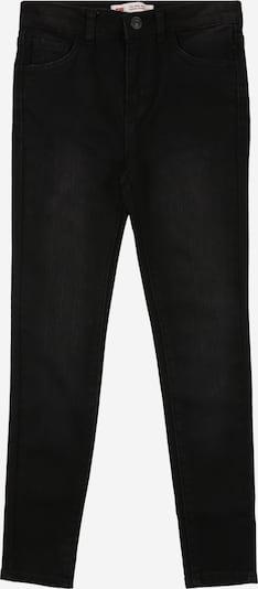 LEVI'S Jeans in black denim, Produktansicht