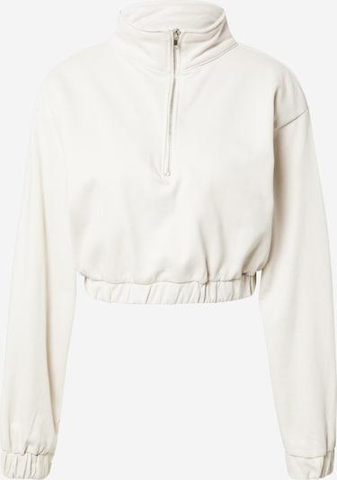 GLAMOROUS Sweatshirt in weiß, Produktansicht