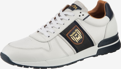 PANTOFOLA D'ORO Sangano Uomo Low Sneakers Low in weiß, Produktansicht