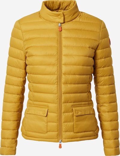 SAVE THE DUCK Between-season jacket 'BLAKE' in Mustard, Item view