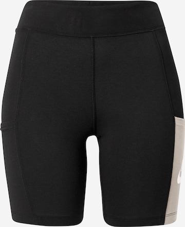Leggings 'Heritage' Nike Sportswear en noir