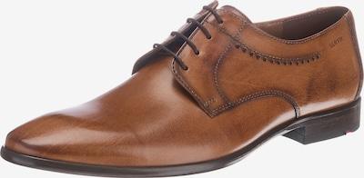 LLOYD Čevlji na vezalke | rjava barva, Prikaz izdelka