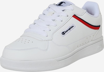 Champion Authentic Athletic Apparel Sneaker 'New Court' in rot / weiß, Produktansicht