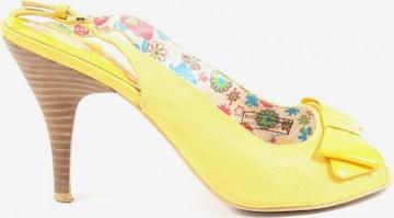REPLAY High Heel Sandaletten in 39 in Gelb