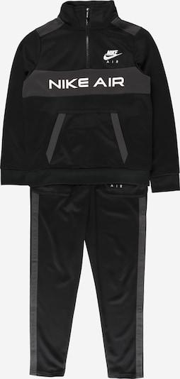Trening Nike Sportswear pe gri / negru / alb, Vizualizare produs