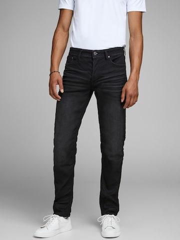 Jeans 'Mike' di JACK & JONES in nero