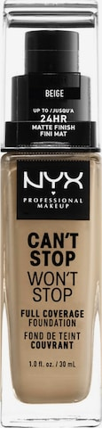NYX Professional Makeup Foundation in Braun