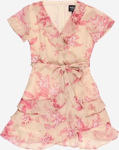Bardot Junior Kleid in beige / pink / rosa / weiß, Produktansicht