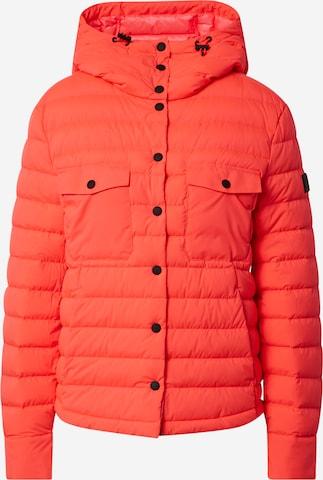 Bogner Fire + Ice Kevad-sügisjope 'ILVA', värv punane