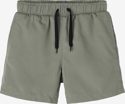 NAME IT Shorts de bain en gris: Vue de face