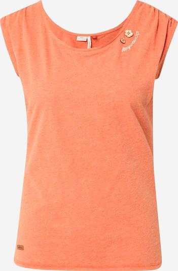 Ragwear Shirt 'GRETA' in orangerot, Produktansicht