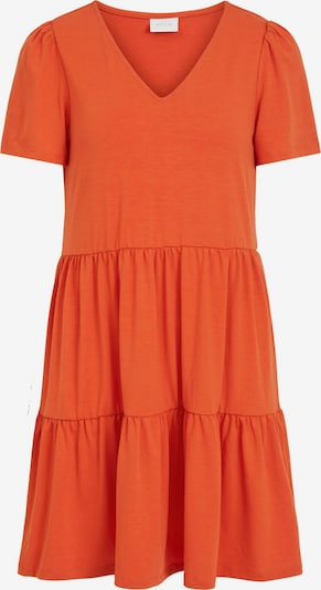 VILA Summer Dress 'Edena' in Orange red, Item view