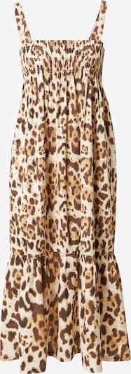 River Island Kleid in hellbeige / braun, Produktansicht