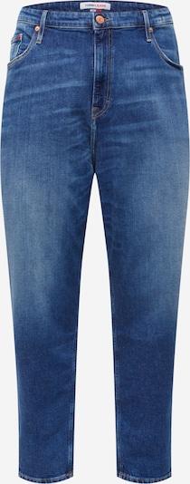 Jeans Tommy Jeans Curve di colore blu denim, Visualizzazione prodotti