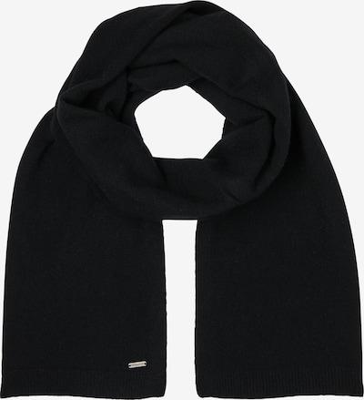 DreiMaster PREMIUM Schal in schwarz, Produktansicht