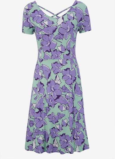 Aniston SELECTED Sommerkleid in himmelblau / helllila, Produktansicht