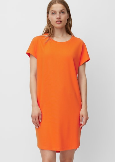 Marc O'Polo Kleid in orange, Modelansicht