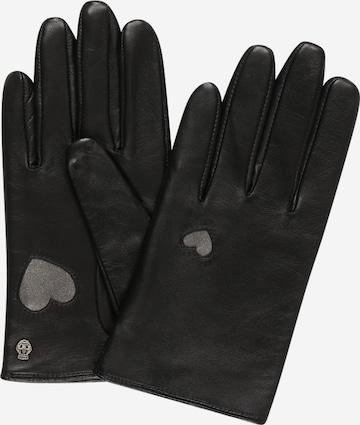 Roeckl Kesztyű 'Tuileries Touch' - fekete