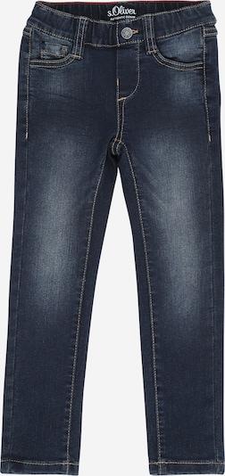 s.Oliver Junior Jeans in dunkelblau, Produktansicht