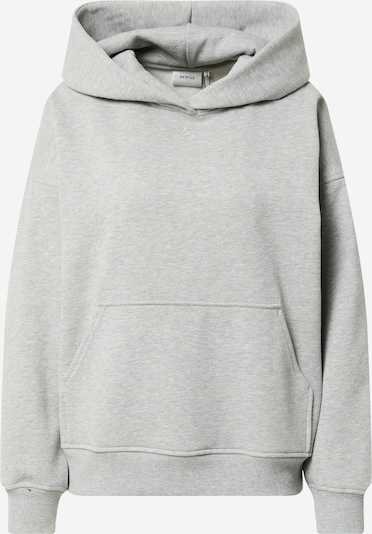 Gestuz Sweatshirt 'Rubi' in graumeliert, Produktansicht