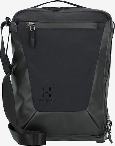 Haglöfs Schoudertas 'Anga' in de kleur Zwart, Productweergave