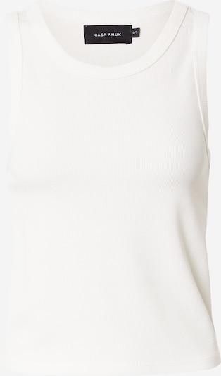 CASA AMUK Top en blanco, Vista del producto