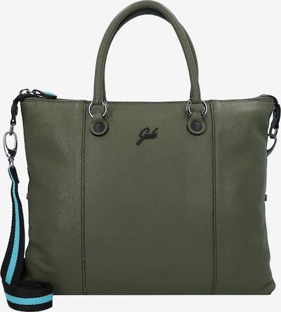 Gabs Tasche in grün / dunkelgrün, Produktansicht