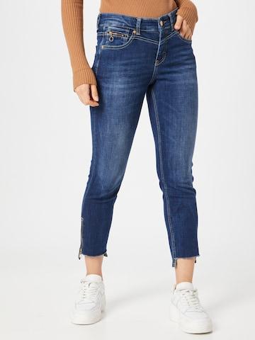 MAC Jeans 'Rich' in Blauw