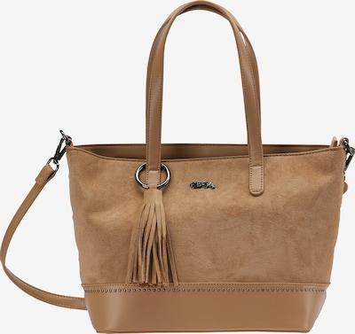 IZIA Handtasche in beige, Produktansicht