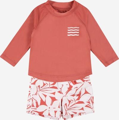 Șorturi de baie 'OL MAY' GAP pe roșu / alb, Vizualizare produs