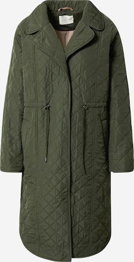 rosemunde Between-Seasons Coat in Dark green, Item view