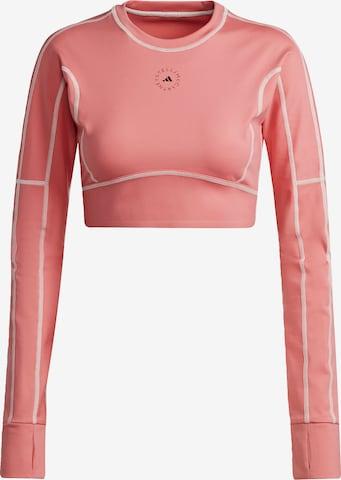rozā adidas by Stella McCartney Sporta krekls