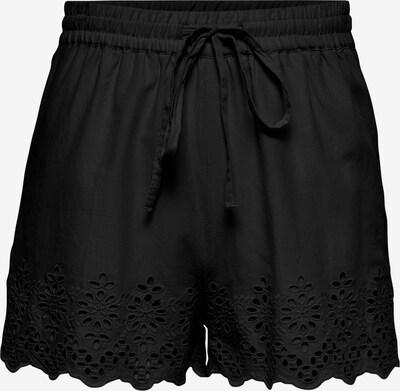 ONLY Shorts 'Carlotta' in schwarz, Produktansicht