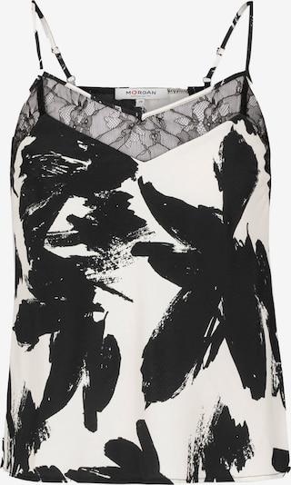 fekete / fehér Morgan Top, Termék nézet