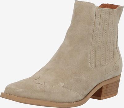 Cizme de cowboy 'Biadelora' Bianco pe bej, Vizualizare produs